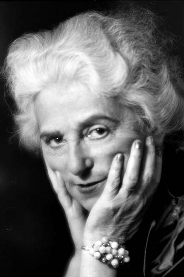 Madeleine Vionnet (1876-1975), couturière, créatrice de la mai