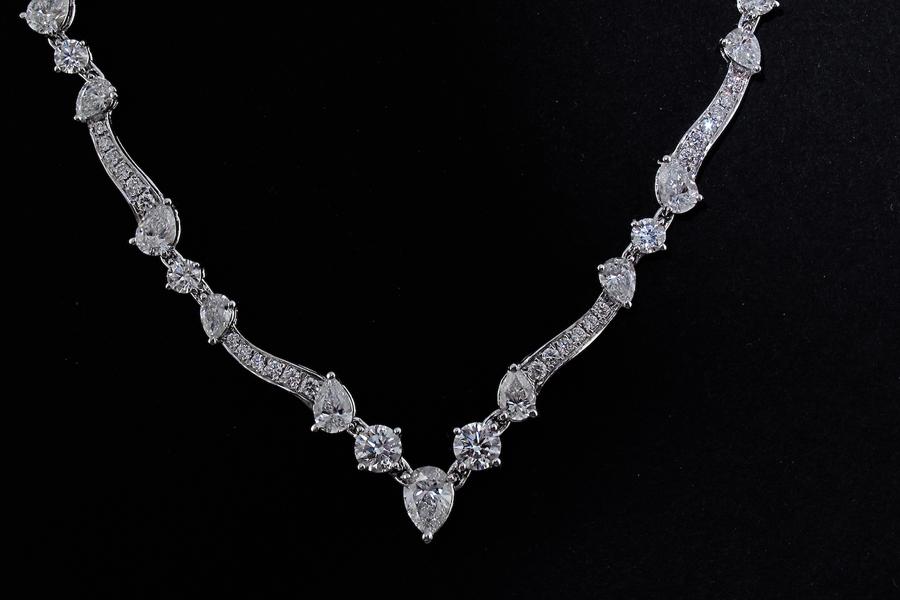 Wedding Jewelry -necklace