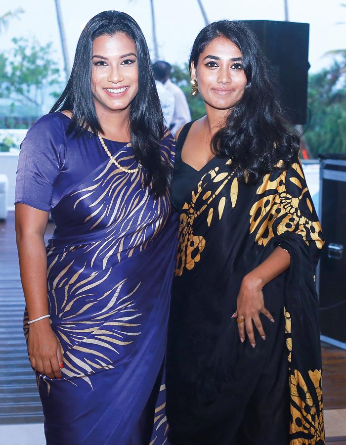 Shanali and Sunela