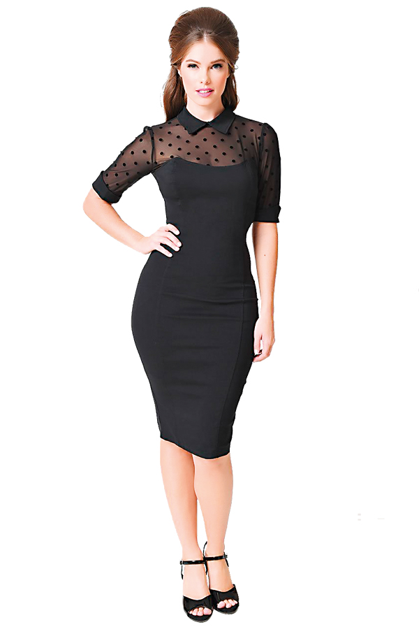 Collectif_Black_Sheer_Swiss_Dot_Short_Sleeve_Wednesday_Wiggle_Dress_1_7375e586-4b1d-4af6-a9d0-b35a17d9739a