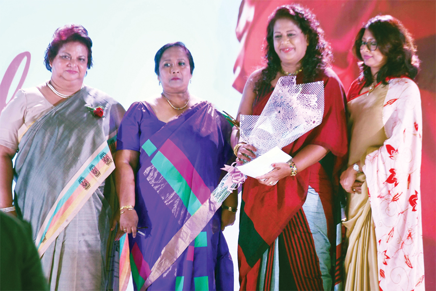 Joint Gold Awards - Chandarani Janaki- DJ Prpducts
