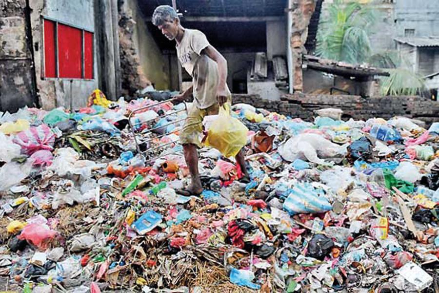 Sri Lanka garbage crisis