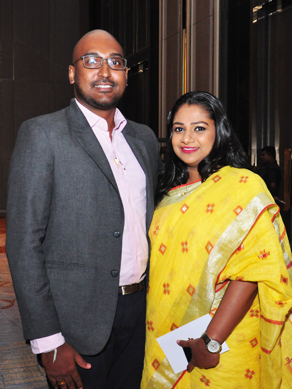 Dinesh and Dinusha