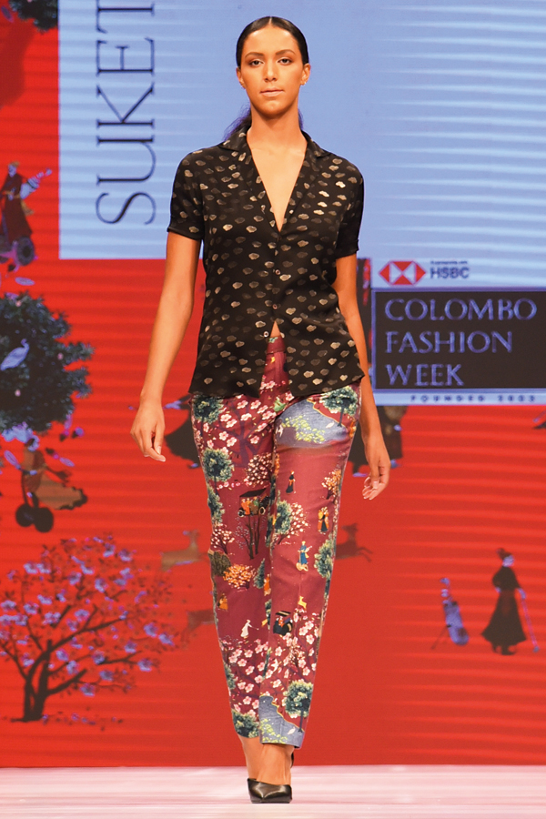 Day 3 of HSBC Colombo Fashion Week 2019 : LW ONLINE