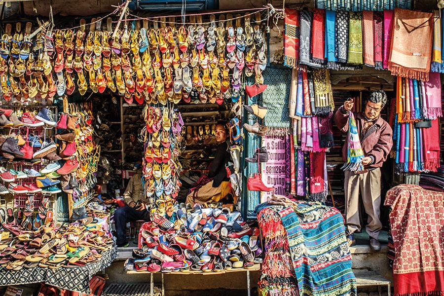 shopping-in-nepal
