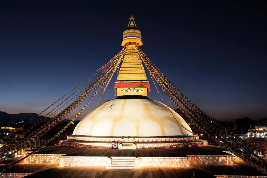 stupa-Nepal-iGuzzini-01